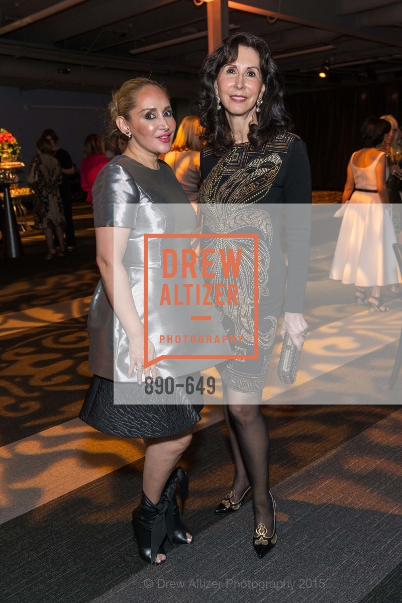 Brenda Zarate, Carolyn Chandler, Fashion Forward: An Evening with Erdem presented by SF Opera Guild and Saks Fifth Avenue, Pier 27. Pier 27, The Embarcadero, March 25th, 2015,Drew Altizer, Drew Altizer Photography, full-service agency, private events, San Francisco photographer, photographer california