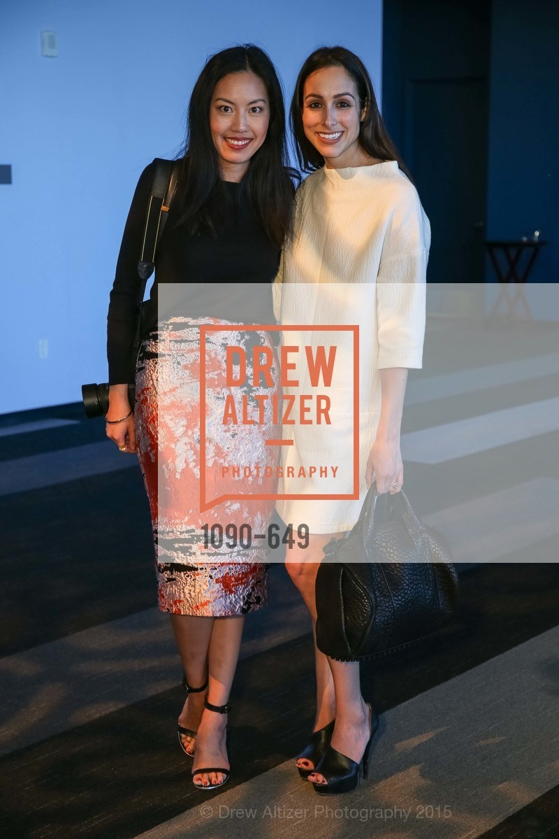 Anh Sunstrom, Jennifer McCullum, Fashion Forward: An Evening with Erdem presented by SF Opera Guild and Saks Fifth Avenue, Pier 27. Pier 27, The Embarcadero, March 25th, 2015,Drew Altizer, Drew Altizer Photography, full-service agency, private events, San Francisco photographer, photographer california