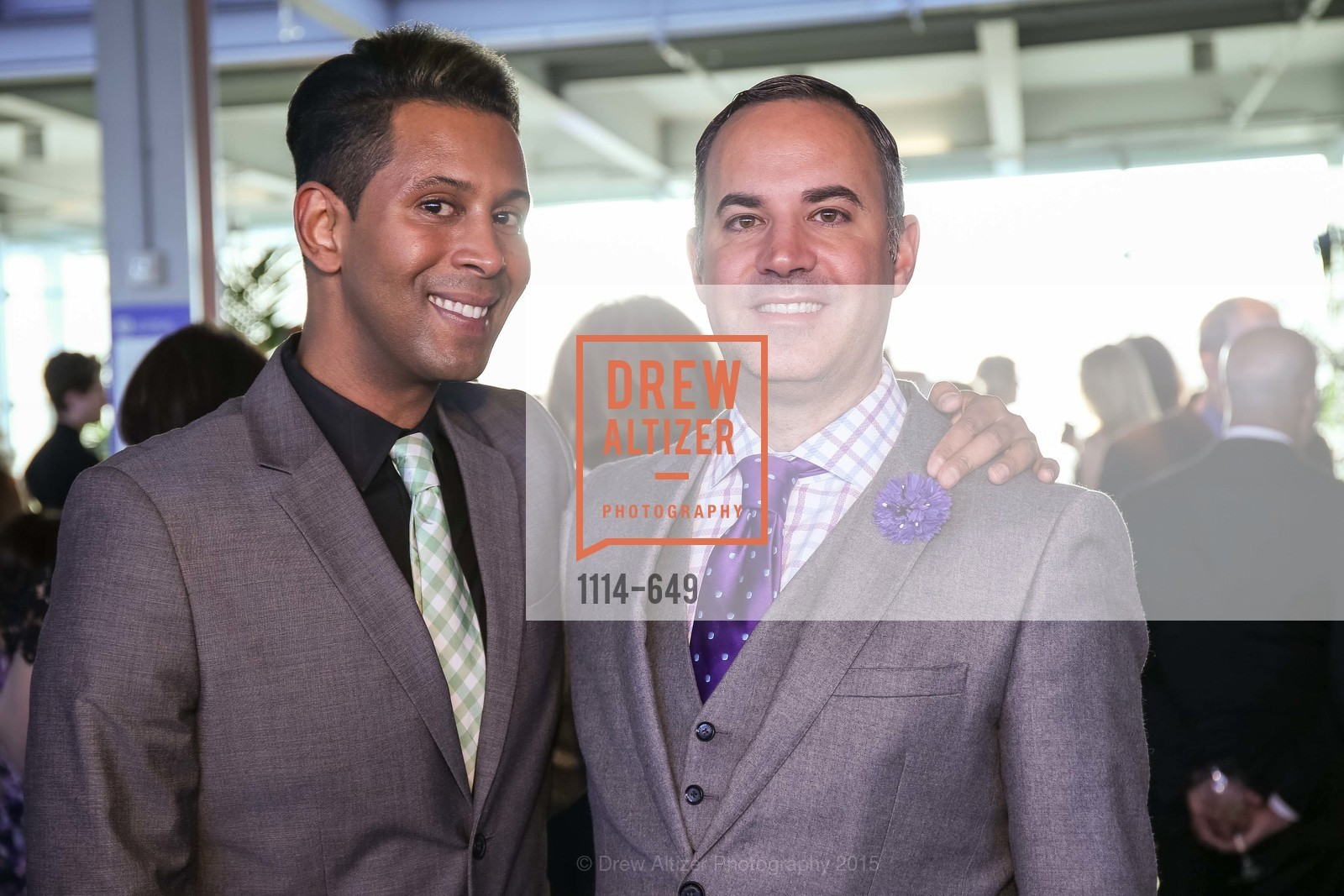 Emillio Mesa, Robert Arnold-Kraft, Fashion Forward: An Evening with Erdem presented by SF Opera Guild and Saks Fifth Avenue, Pier 27. Pier 27, The Embarcadero, March 25th, 2015,Drew Altizer, Drew Altizer Photography, full-service agency, private events, San Francisco photographer, photographer california