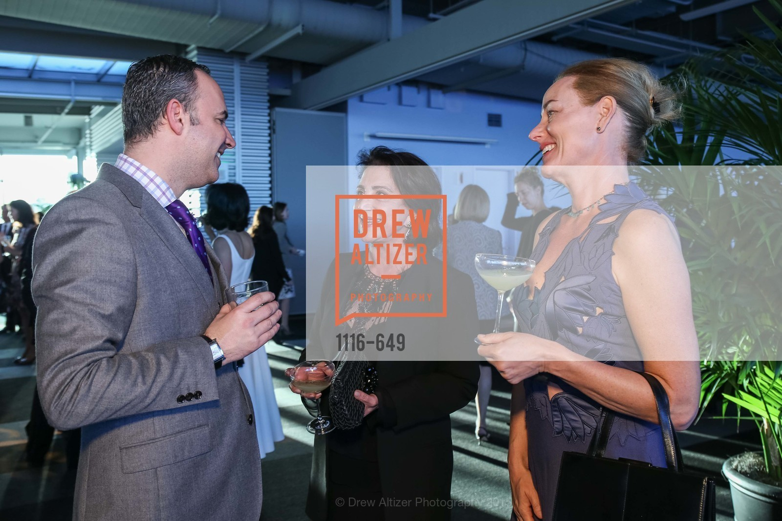Lily Samii, Robert Arnold-Kraft, Katherin Cowles, Fashion Forward: An Evening with Erdem presented by SF Opera Guild and Saks Fifth Avenue, Pier 27. Pier 27, The Embarcadero, March 25th, 2015,Drew Altizer, Drew Altizer Photography, full-service agency, private events, San Francisco photographer, photographer california