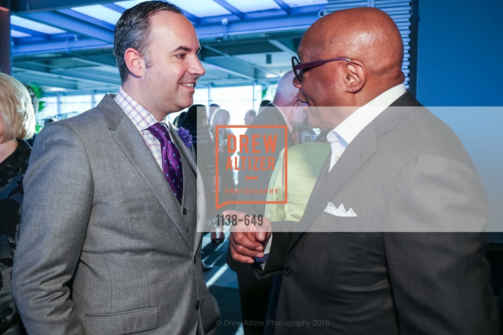 Robert Arnold-Kraft, Willie Brown, Fashion Forward: An Evening with Erdem presented by SF Opera Guild and Saks Fifth Avenue, Pier 27. Pier 27, The Embarcadero, March 25th, 2015,Drew Altizer, Drew Altizer Photography, full-service agency, private events, San Francisco photographer, photographer california