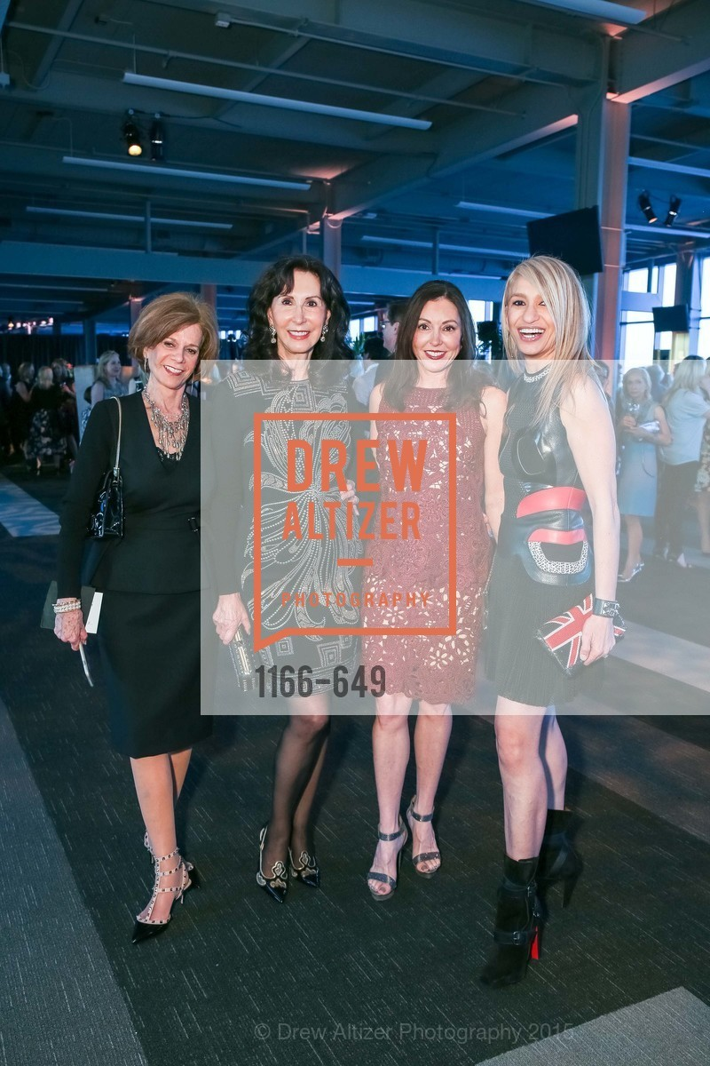 Mimi Bushberg, Carolyn Chandler, Marybeth Lamotte, Navid Armstrong, Fashion Forward: An Evening with Erdem presented by SF Opera Guild and Saks Fifth Avenue, Pier 27. Pier 27, The Embarcadero, March 25th, 2015,Drew Altizer, Drew Altizer Photography, full-service agency, private events, San Francisco photographer, photographer california