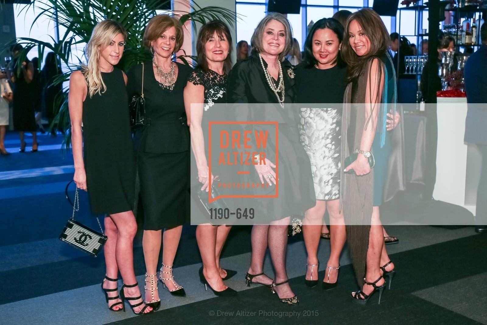 Danielle Klein, Mimi Bushberg, Joanna Haber, Susan Paganini, Jamie Wong, Serena McNamee, Fashion Forward: An Evening with Erdem presented by SF Opera Guild and Saks Fifth Avenue, Pier 27. Pier 27, The Embarcadero, March 25th, 2015,Drew Altizer, Drew Altizer Photography, full-service agency, private events, San Francisco photographer, photographer california
