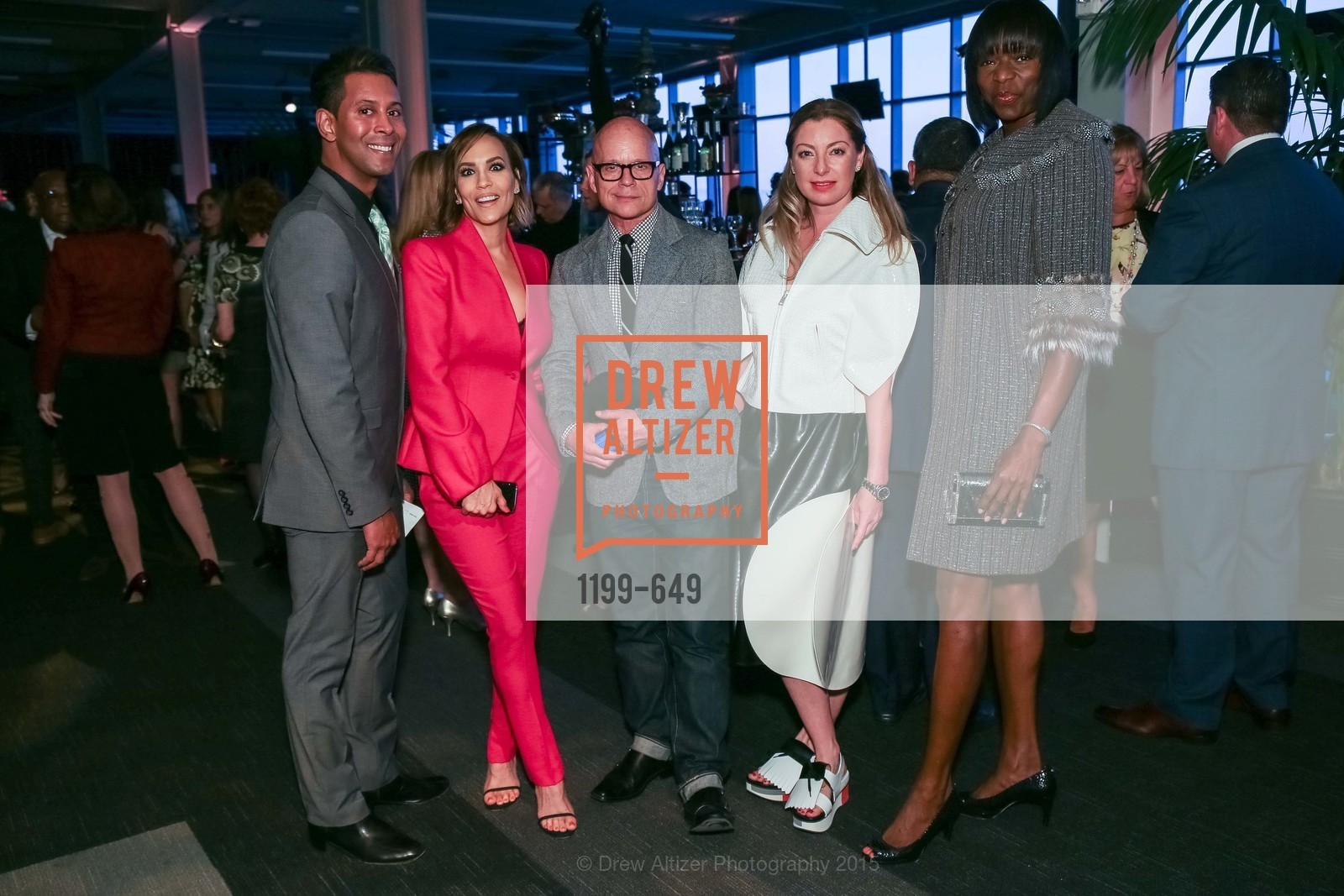 Emillio Mesa, Lora DuBain, Kevin Seffums, Sonya Molodetskaya, Kelly E. Carter, Fashion Forward: An Evening with Erdem presented by SF Opera Guild and Saks Fifth Avenue, Pier 27. Pier 27, The Embarcadero, March 25th, 2015,Drew Altizer, Drew Altizer Photography, full-service agency, private events, San Francisco photographer, photographer california
