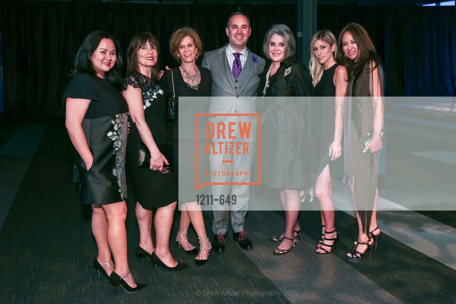 Jamie Wong, Joanna Haber, Mimi Bushberg, Robert Arnold-Kraft, Susan Paganini, Danielle Klein, Serena McNamee, Fashion Forward: An Evening with Erdem presented by SF Opera Guild and Saks Fifth Avenue, Pier 27. Pier 27, The Embarcadero, March 25th, 2015,Drew Altizer, Drew Altizer Photography, full-service agency, private events, San Francisco photographer, photographer california