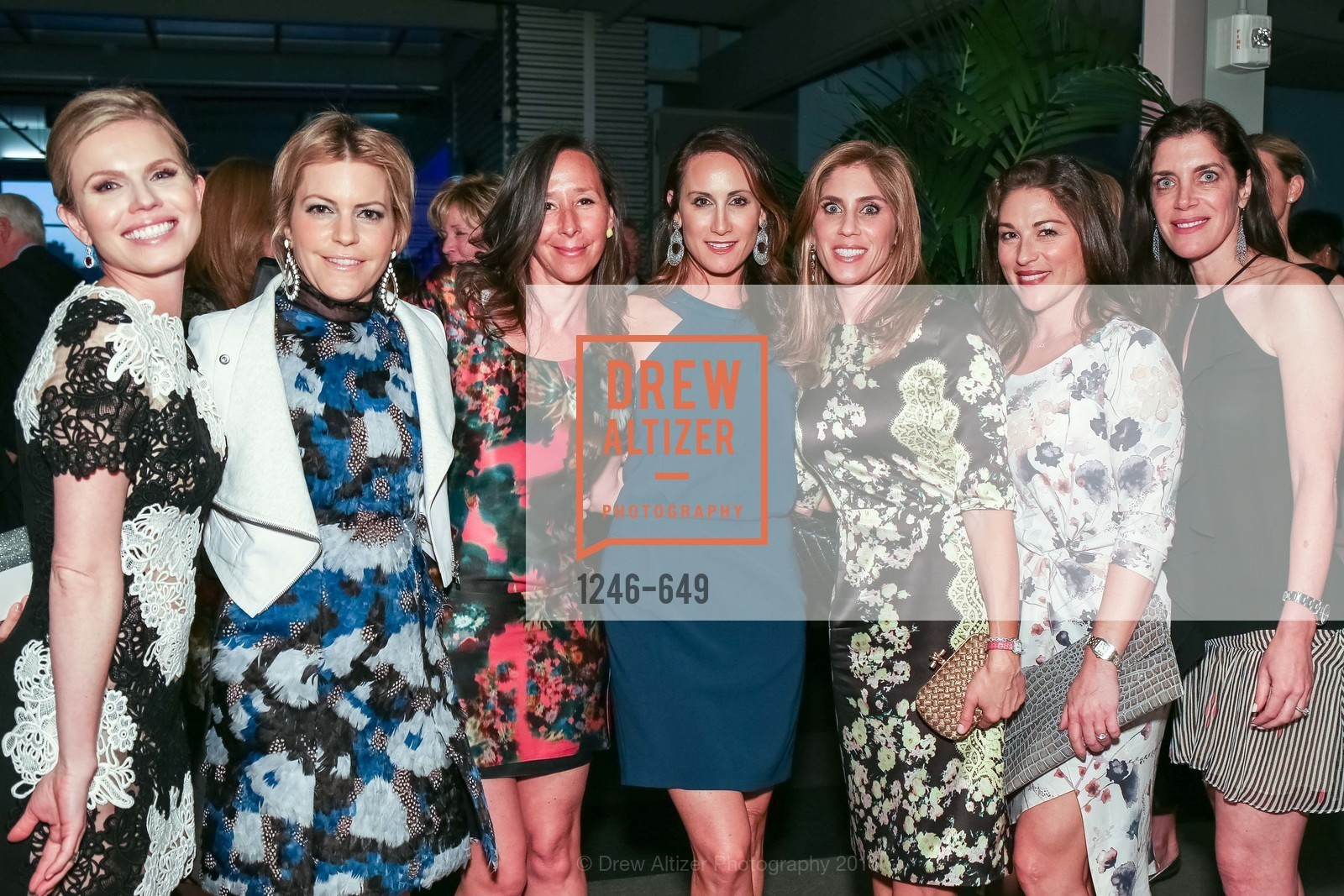 Claire Fluhr, Suzanne Felson, Pam Ginocchio, Vicki Kahn, Maya Segal, Dana Frieman, Fashion Forward: An Evening with Erdem presented by SF Opera Guild and Saks Fifth Avenue, Pier 27. Pier 27, The Embarcadero, March 25th, 2015,Drew Altizer, Drew Altizer Photography, full-service agency, private events, San Francisco photographer, photographer california