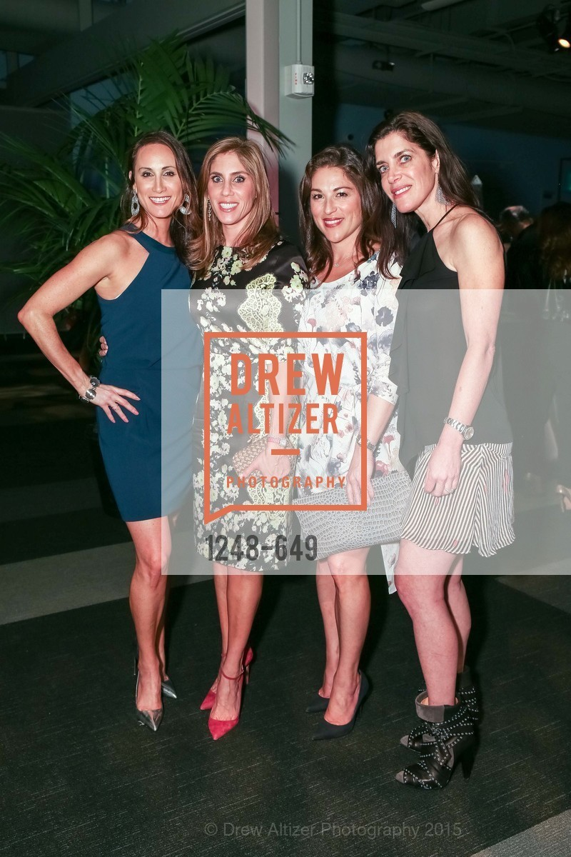 Pam Ginocchio, Debbie Kay, Maya Segal, Dana Frieman, Fashion Forward: An Evening with Erdem presented by SF Opera Guild and Saks Fifth Avenue, Pier 27. Pier 27, The Embarcadero, March 25th, 2015,Drew Altizer, Drew Altizer Photography, full-service agency, private events, San Francisco photographer, photographer california