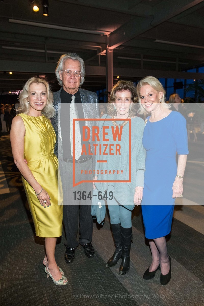 Cynthia Schreuder, Theodore Bronw, Ellie Brown Sandra Farris, Fashion Forward: An Evening with Erdem presented by SF Opera Guild and Saks Fifth Avenue, Pier 27. Pier 27, The Embarcadero, March 25th, 2015,Drew Altizer, Drew Altizer Photography, full-service event agency, private events, San Francisco photographer, photographer California