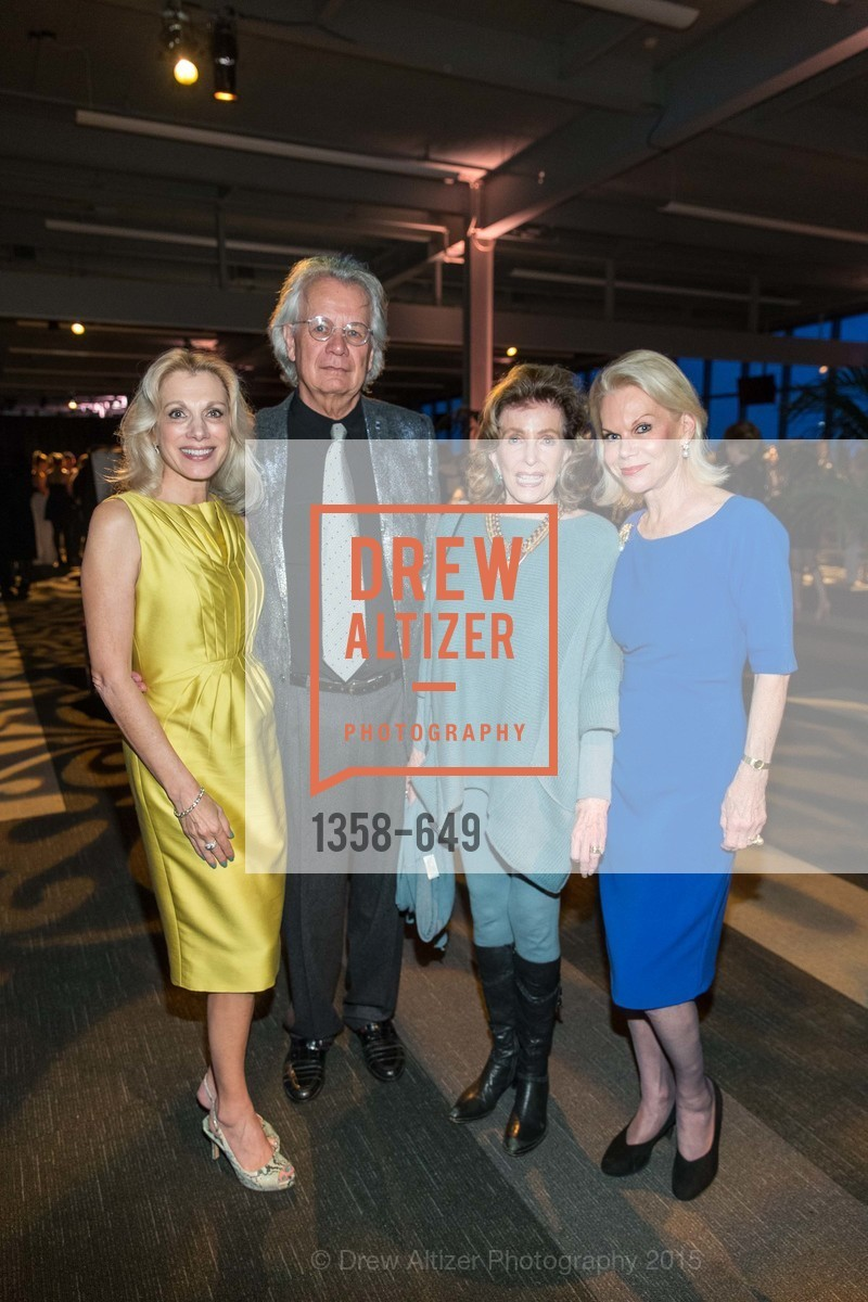 Cynthia Schreuder, Theodore Bronw, Ellie Brown Sandra Farris, Fashion Forward: An Evening with Erdem presented by SF Opera Guild and Saks Fifth Avenue, Pier 27. Pier 27, The Embarcadero, March 25th, 2015,Drew Altizer, Drew Altizer Photography, full-service agency, private events, San Francisco photographer, photographer california