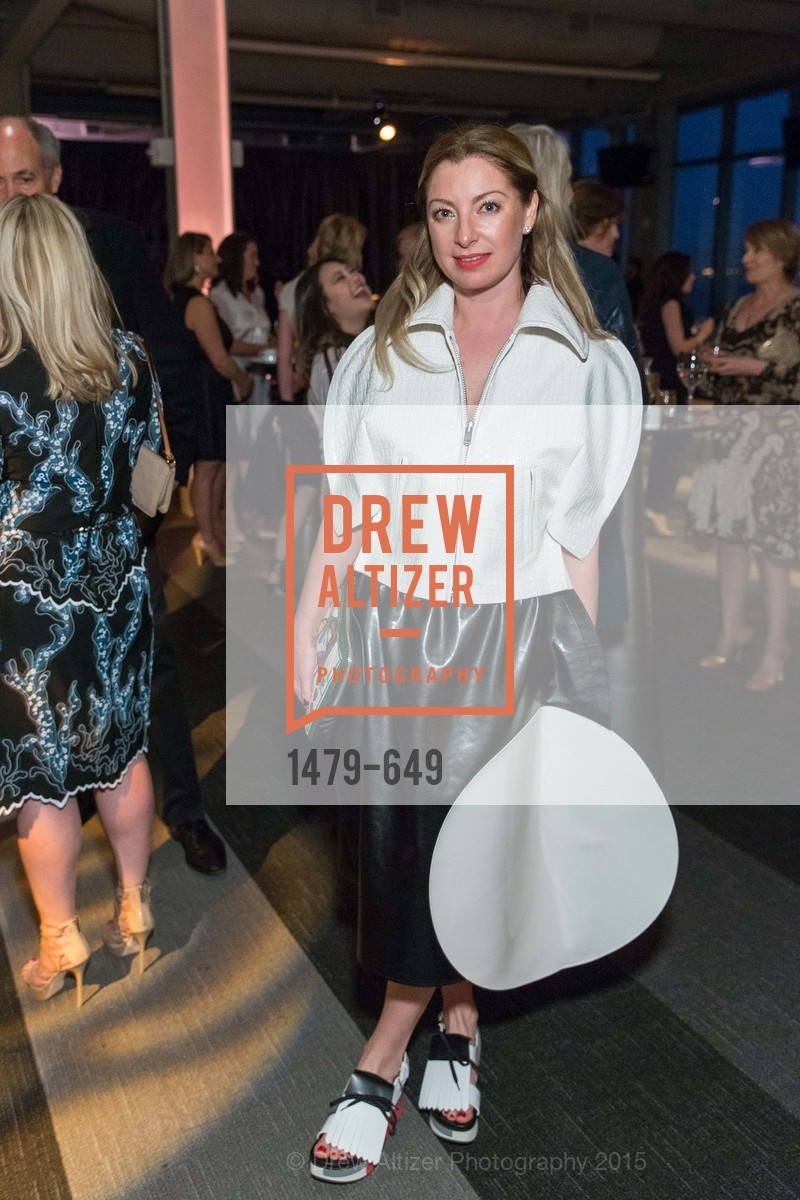 Sonya Molodetskaya, Fashion Forward: An Evening with Erdem presented by SF Opera Guild and Saks Fifth Avenue, Pier 27. Pier 27, The Embarcadero, March 25th, 2015,Drew Altizer, Drew Altizer Photography, full-service agency, private events, San Francisco photographer, photographer california