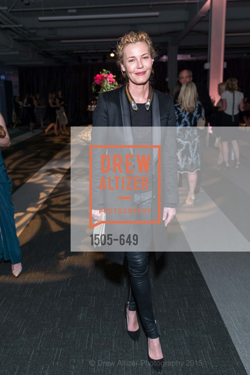 Connie Nielsen, Fashion Forward: An Evening with Erdem presented by SF Opera Guild and Saks Fifth Avenue, Pier 27. Pier 27, The Embarcadero, March 25th, 2015