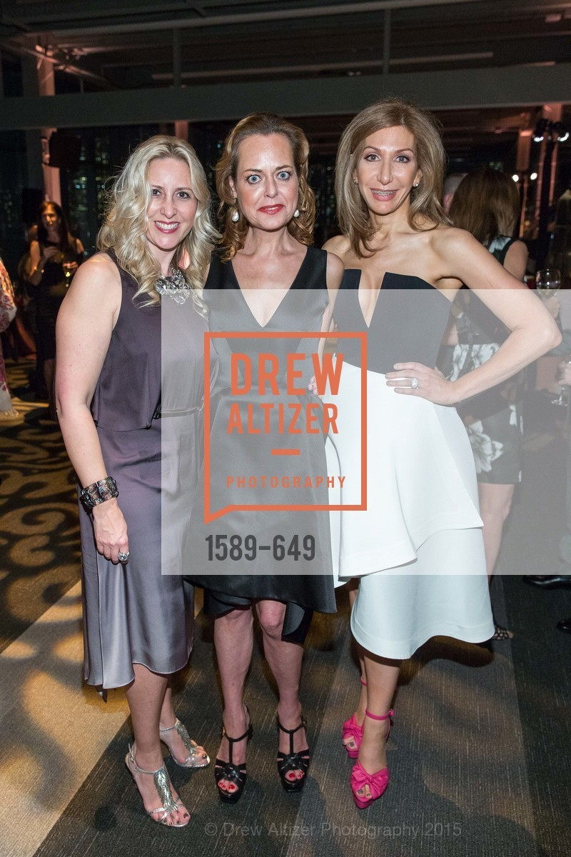 Ginny Ziegler, Charlot Malin, Melissa Boxer Zill, Fashion Forward: An Evening with Erdem presented by SF Opera Guild and Saks Fifth Avenue, Pier 27. Pier 27, The Embarcadero, March 25th, 2015,Drew Altizer, Drew Altizer Photography, full-service agency, private events, San Francisco photographer, photographer california