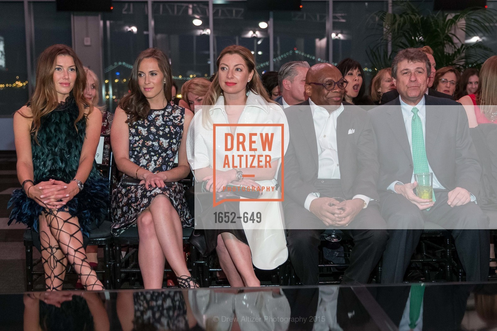 Sarah Somberg, Cierra Sherwin, Sonya Molodetskaya, Willie Brown, Stephen Massocca, Fashion Forward: An Evening with Erdem presented by SF Opera Guild and Saks Fifth Avenue, Pier 27. Pier 27, The Embarcadero, March 25th, 2015,Drew Altizer, Drew Altizer Photography, full-service agency, private events, San Francisco photographer, photographer california