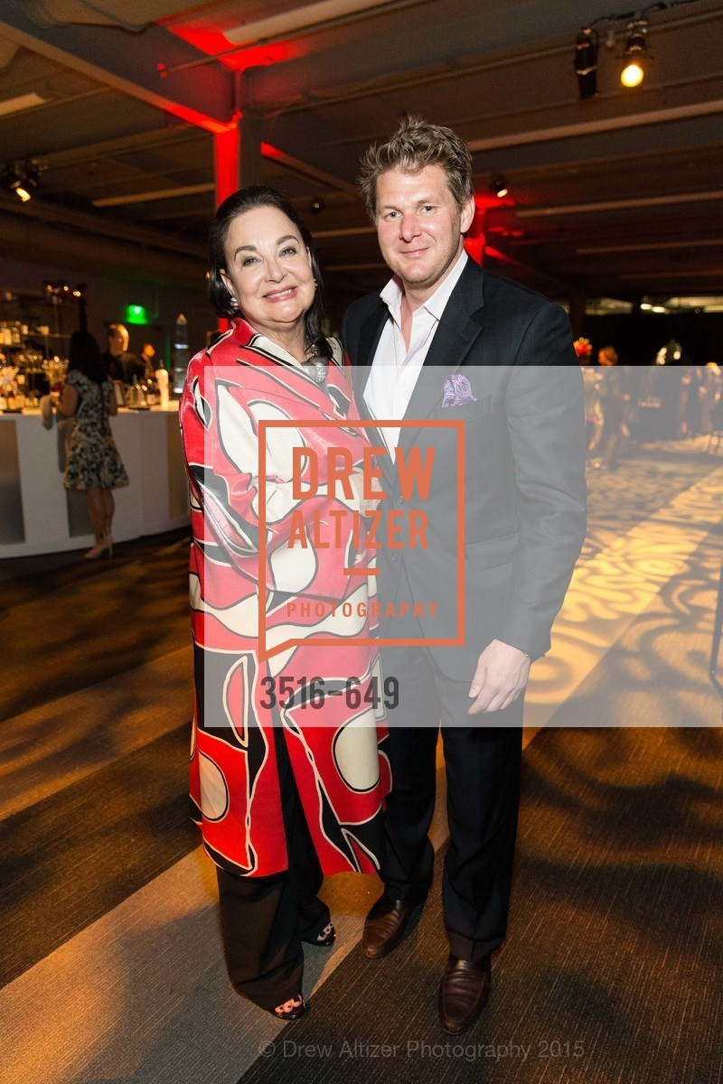 Elizabeth Merrill, Brent Kaspar, Fashion Forward: An Evening with Erdem presented by SF Opera Guild and Saks Fifth Avenue, Pier 27. Pier 27, The Embarcadero, March 25th, 2015,Drew Altizer, Drew Altizer Photography, full-service agency, private events, San Francisco photographer, photographer california