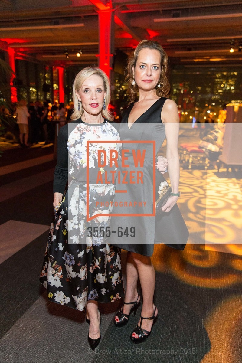 Barbara Brown, Charlot Malin, Fashion Forward: An Evening with Erdem presented by SF Opera Guild and Saks Fifth Avenue, Pier 27. Pier 27, The Embarcadero, March 25th, 2015,Drew Altizer, Drew Altizer Photography, full-service agency, private events, San Francisco photographer, photographer california