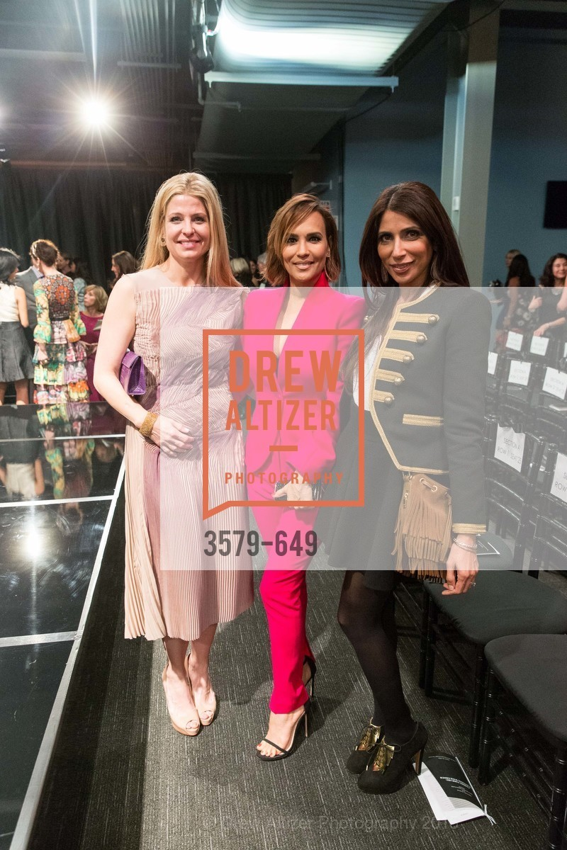 Jenna Hunt, Lora DuBain, Sobia Shaikh, Fashion Forward: An Evening with Erdem presented by SF Opera Guild and Saks Fifth Avenue, Pier 27. Pier 27, The Embarcadero, March 25th, 2015,Drew Altizer, Drew Altizer Photography, full-service agency, private events, San Francisco photographer, photographer california