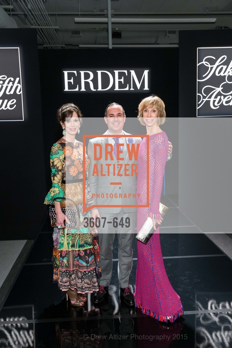 Stephanie Marver, Robert Arnold-Kraft, Nancy Kukacka, Fashion Forward: An Evening with Erdem presented by SF Opera Guild and Saks Fifth Avenue, Pier 27. Pier 27, The Embarcadero, March 25th, 2015,Drew Altizer, Drew Altizer Photography, full-service agency, private events, San Francisco photographer, photographer california