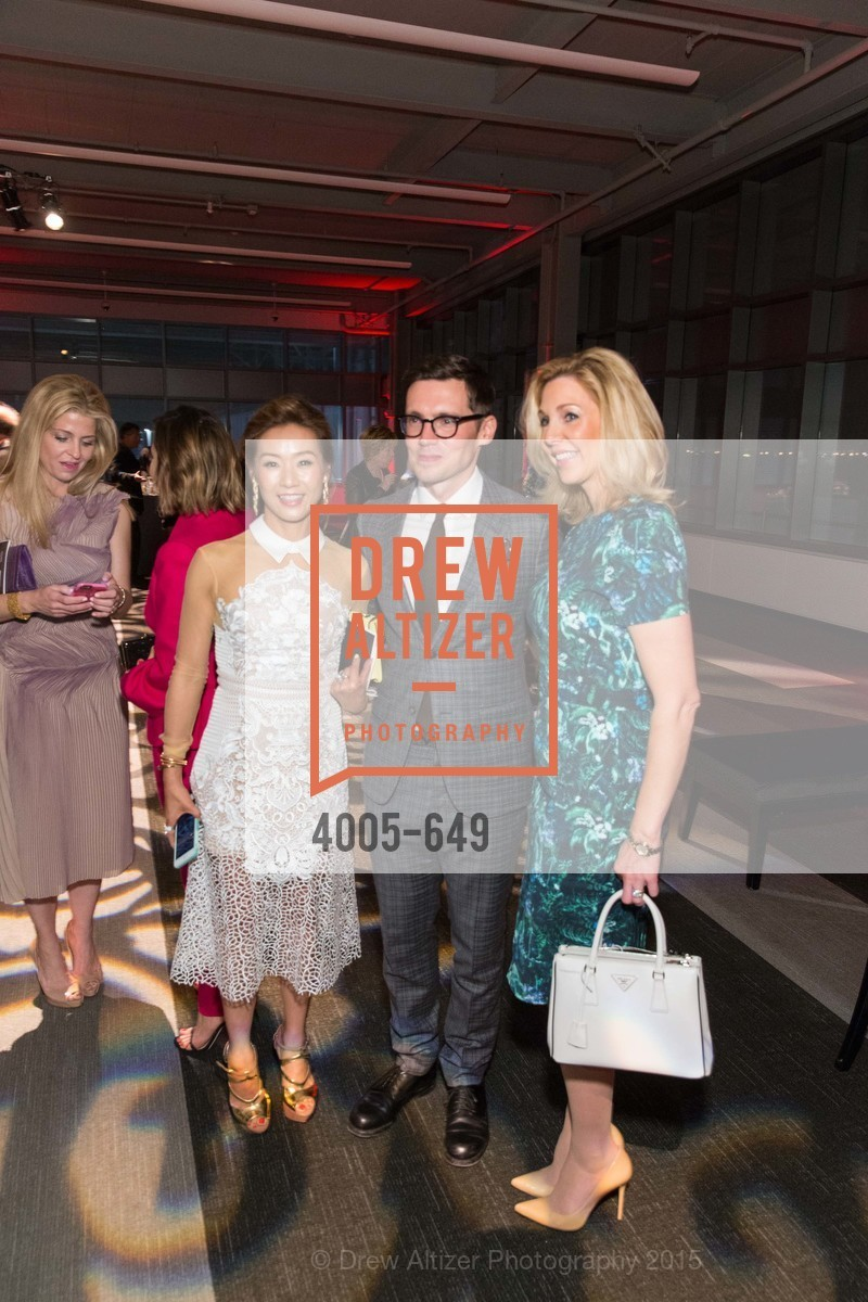 Sonia Soo Seem, Erdem Moralioglu, Monica Zent, Fashion Forward: An Evening with Erdem presented by SF Opera Guild and Saks Fifth Avenue, Pier 27. Pier 27, The Embarcadero, March 25th, 2015,Drew Altizer, Drew Altizer Photography, full-service agency, private events, San Francisco photographer, photographer california