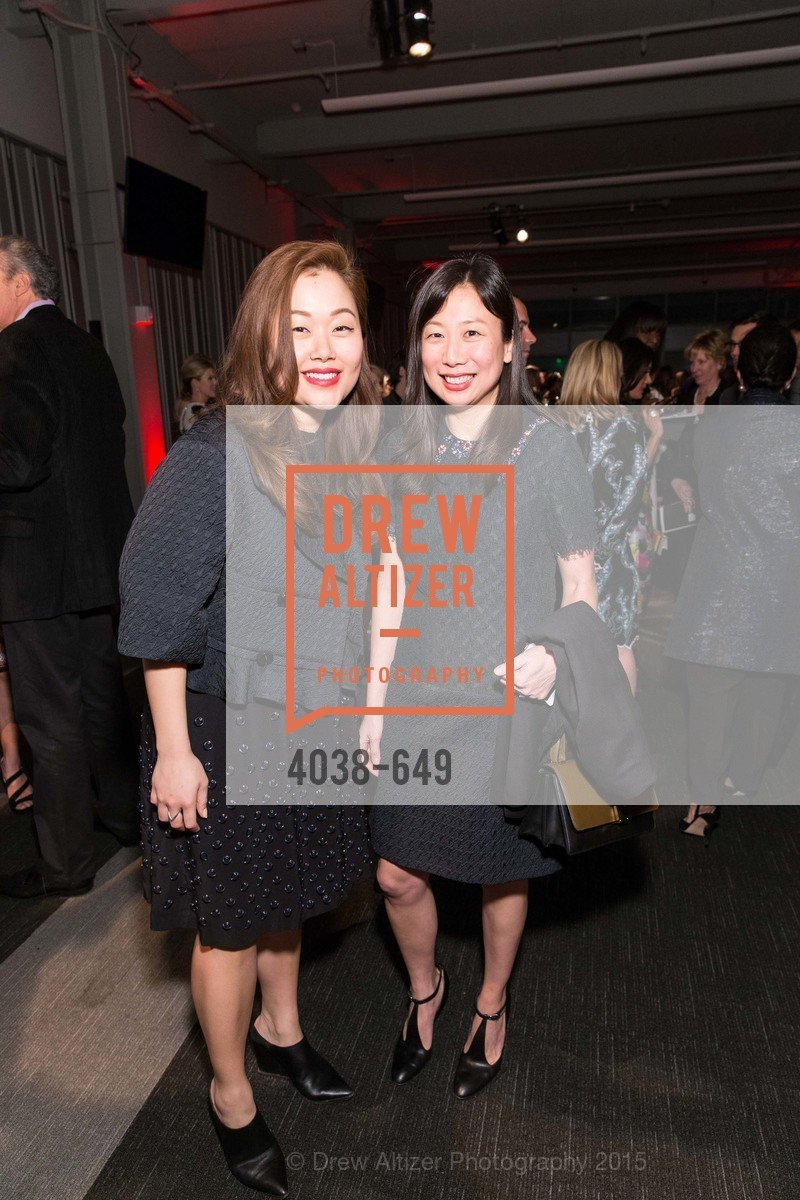 Gennie Li, Yumi Shin, Fashion Forward: An Evening with Erdem presented by SF Opera Guild and Saks Fifth Avenue, Pier 27. Pier 27, The Embarcadero, March 25th, 2015,Drew Altizer, Drew Altizer Photography, full-service agency, private events, San Francisco photographer, photographer california
