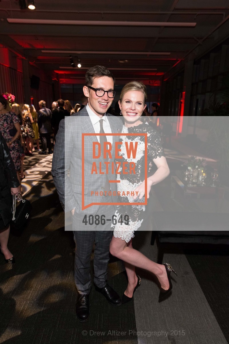Erdem Moralioglu, Claire Fluhr, Fashion Forward: An Evening with Erdem presented by SF Opera Guild and Saks Fifth Avenue, Pier 27. Pier 27, The Embarcadero, March 25th, 2015,Drew Altizer, Drew Altizer Photography, full-service agency, private events, San Francisco photographer, photographer california