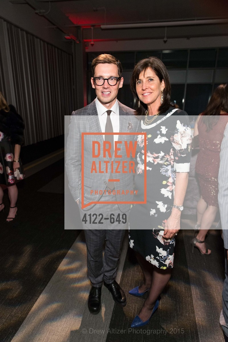 Erdem Moralioglu, Anne Marie Massocca, Fashion Forward: An Evening with Erdem presented by SF Opera Guild and Saks Fifth Avenue, Pier 27. Pier 27, The Embarcadero, March 25th, 2015,Drew Altizer, Drew Altizer Photography, full-service agency, private events, San Francisco photographer, photographer california