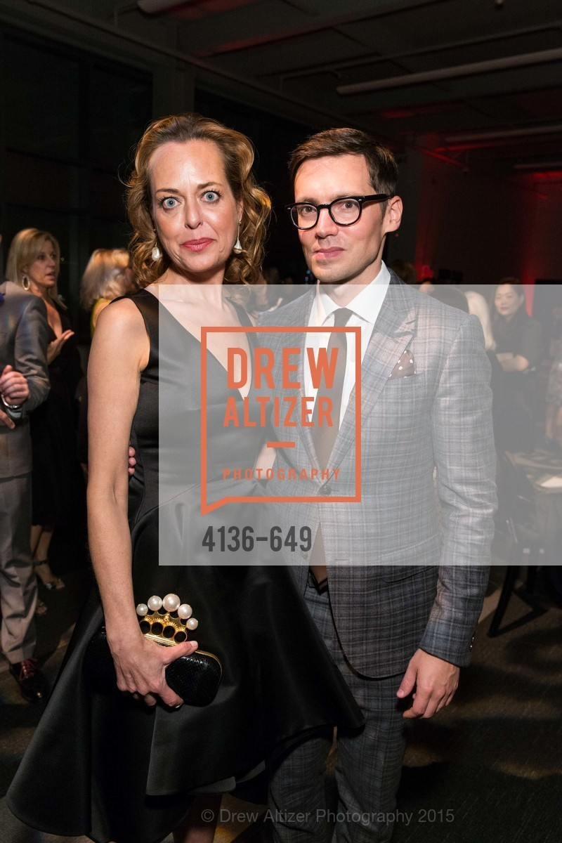 Charlot Malin, Erdem Moralioglu, Fashion Forward: An Evening with Erdem presented by SF Opera Guild and Saks Fifth Avenue, Pier 27. Pier 27, The Embarcadero, March 25th, 2015,Drew Altizer, Drew Altizer Photography, full-service agency, private events, San Francisco photographer, photographer california