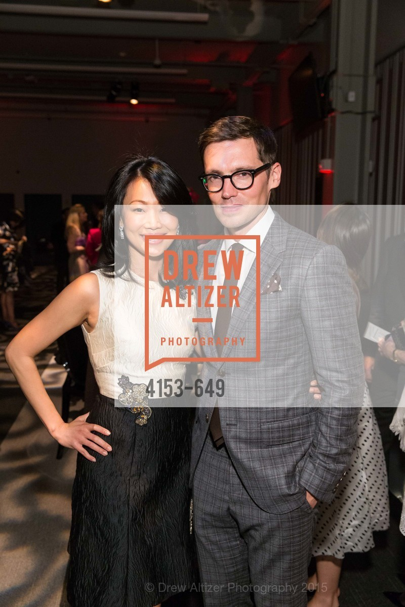 Huifen Chan, Erdem Moralioglu, Fashion Forward: An Evening with Erdem presented by SF Opera Guild and Saks Fifth Avenue, Pier 27. Pier 27, The Embarcadero, March 25th, 2015,Drew Altizer, Drew Altizer Photography, full-service agency, private events, San Francisco photographer, photographer california