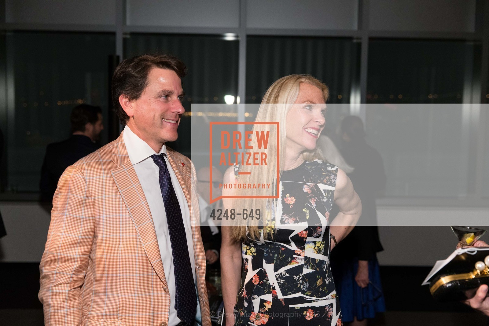 Gregory Malin, Linle Froeb, Fashion Forward: An Evening with Erdem presented by SF Opera Guild and Saks Fifth Avenue, Pier 27. Pier 27, The Embarcadero, March 25th, 2015,Drew Altizer, Drew Altizer Photography, full-service agency, private events, San Francisco photographer, photographer california