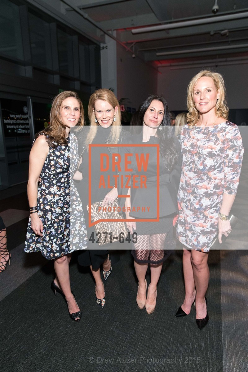 Andrea Zola, Stephanie Tuttle, Elizabeth Malkassian, Amy Thompson, Fashion Forward: An Evening with Erdem presented by SF Opera Guild and Saks Fifth Avenue, Pier 27. Pier 27, The Embarcadero, March 25th, 2015,Drew Altizer, Drew Altizer Photography, full-service agency, private events, San Francisco photographer, photographer california