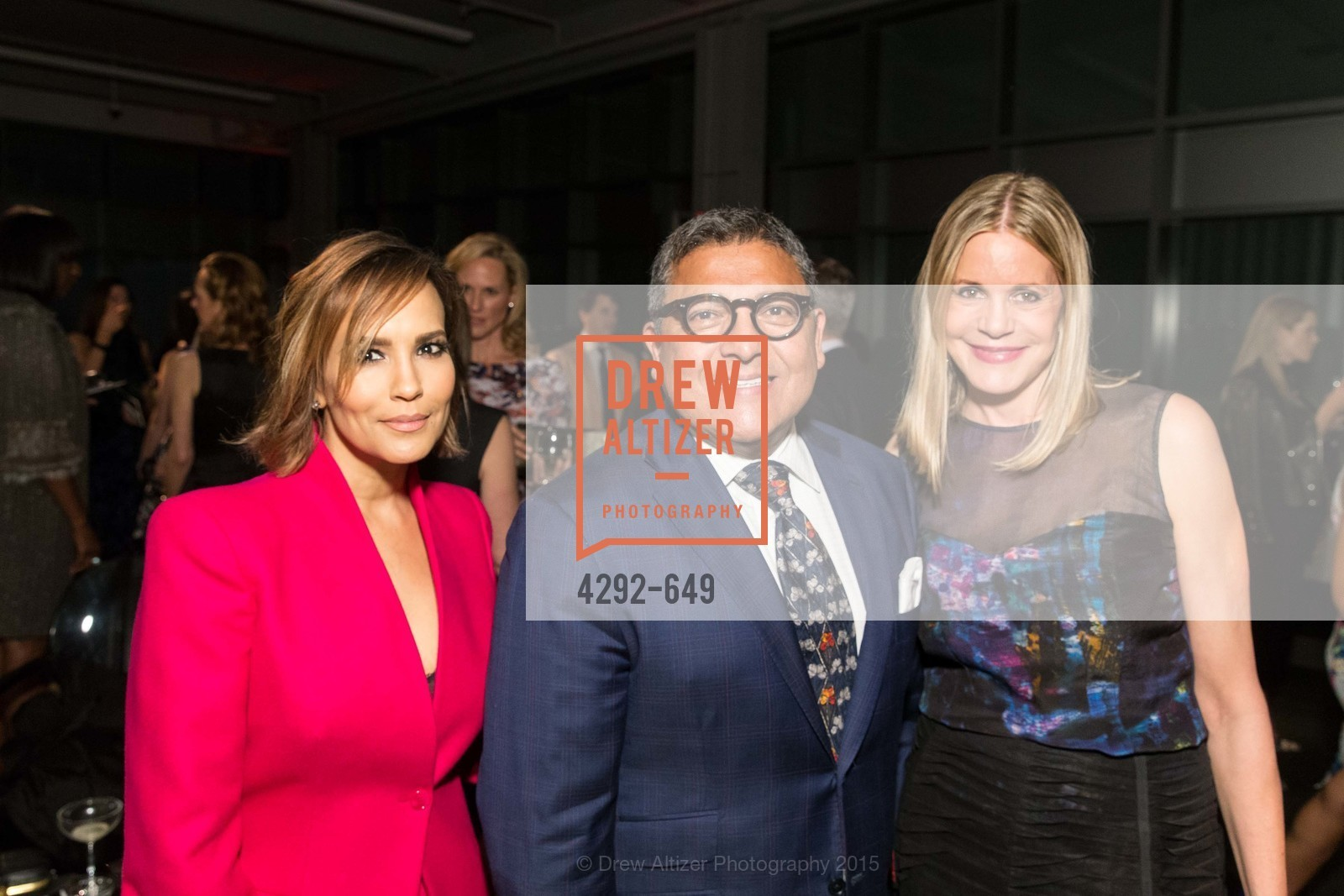 Lora DuBain, Riccardo Benavides, Mary Beth Shimmon, Fashion Forward: An Evening with Erdem presented by SF Opera Guild and Saks Fifth Avenue, Pier 27. Pier 27, The Embarcadero, March 25th, 2015,Drew Altizer, Drew Altizer Photography, full-service agency, private events, San Francisco photographer, photographer california