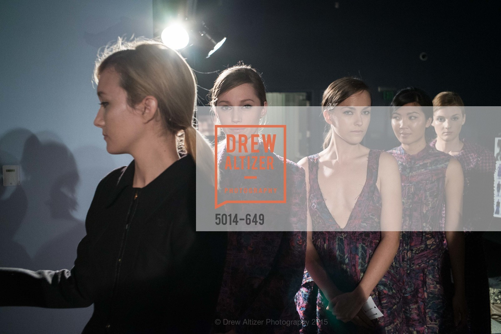Models, Fashion Forward: An Evening with Erdem presented by SF Opera Guild and Saks Fifth Avenue, Pier 27. Pier 27, The Embarcadero, March 25th, 2015,Drew Altizer, Drew Altizer Photography, full-service agency, private events, San Francisco photographer, photographer california