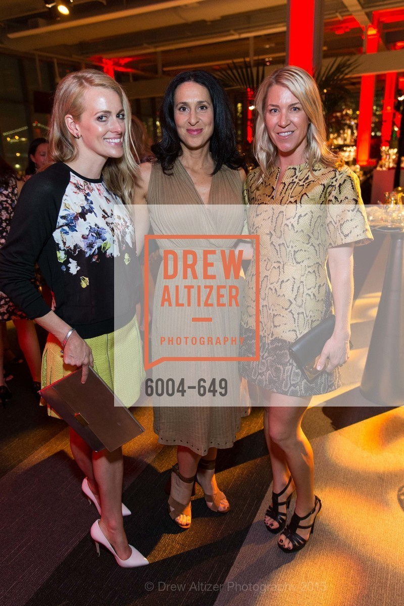 Kelly Anderson, Celeen Stenzler, Leslie Olrich, Fashion Forward: An Evening with Erdem presented by SF Opera Guild and Saks Fifth Avenue, Pier 27. Pier 27, The Embarcadero, March 25th, 2015,Drew Altizer, Drew Altizer Photography, full-service agency, private events, San Francisco photographer, photographer california