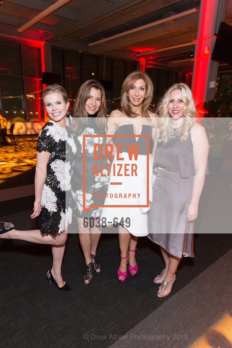 Claire Fluhr, Jennifer Bienaime, Melissa Boxer Zill, Ginny Ziegler, Fashion Forward: An Evening with Erdem presented by SF Opera Guild and Saks Fifth Avenue, Pier 27. Pier 27, The Embarcadero, March 25th, 2015,Drew Altizer, Drew Altizer Photography, full-service agency, private events, San Francisco photographer, photographer california