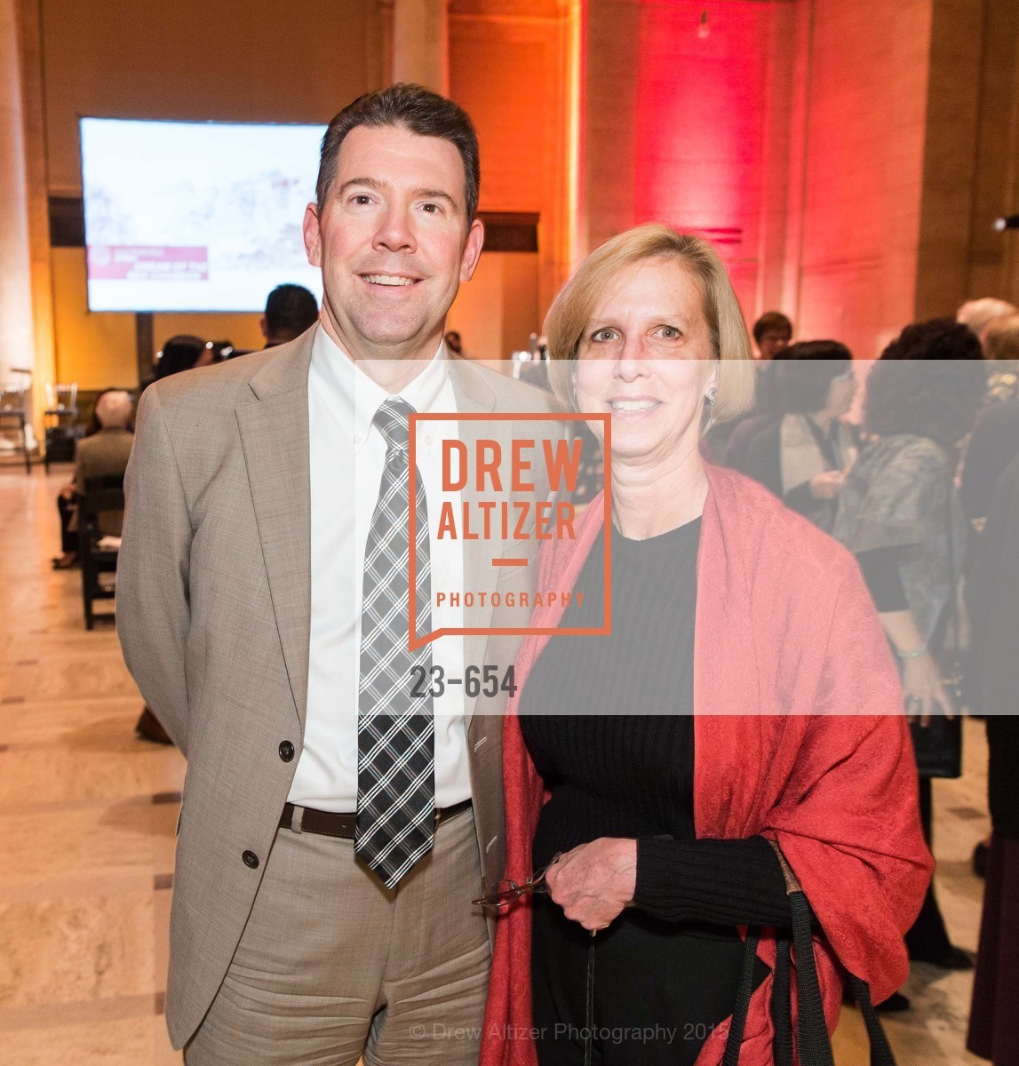 Andy Maguire, Donna Baston, San Francisco Opera Celebrates
