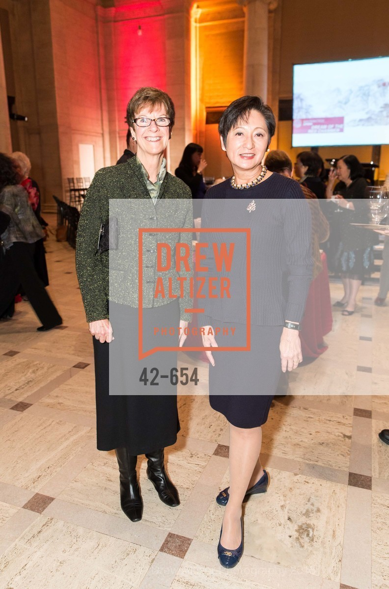 Nancy Brennan, Doreen Woo Ho, San Francisco Opera Celebrates
