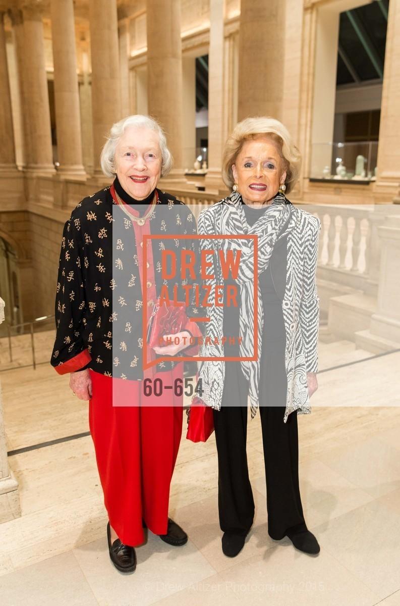Marianne Peterson, Harriet Quarre, San Francisco Opera Celebrates