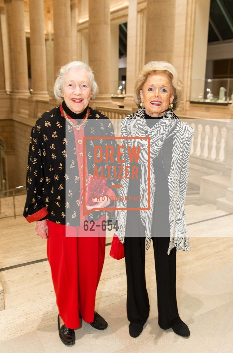 Marianne Peterson, Harriet Quarre, San Francisco Opera Celebrates