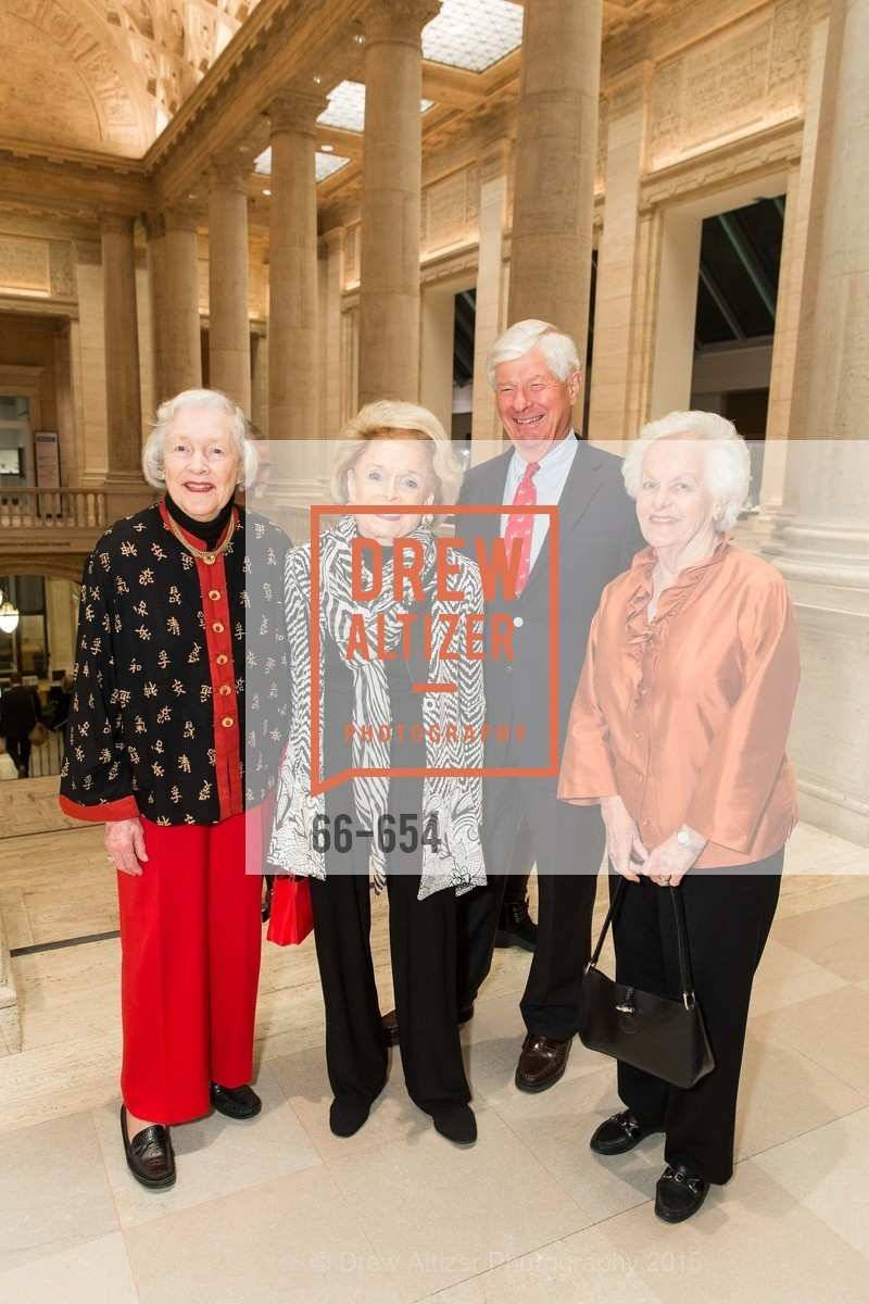 Marianne Peterson, Harriet Quarre, Boyce Nute, Peggy Nute, San Francisco Opera Celebrates