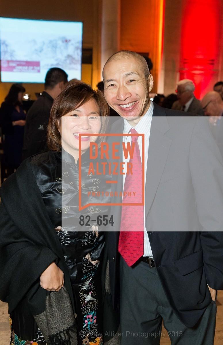 Rosina Tong, Victor Tam, San Francisco Opera Celebrates