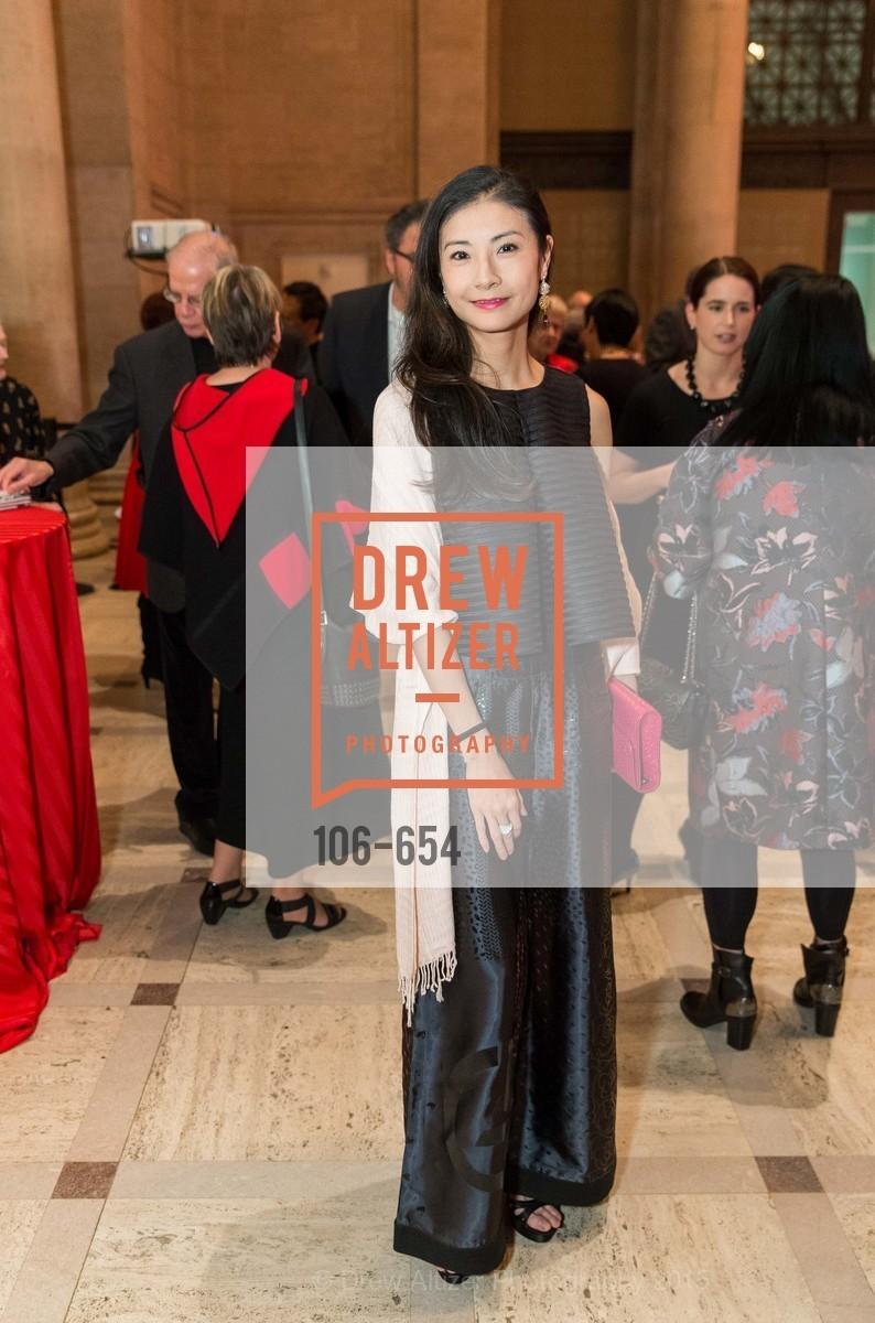 Yuan Yuan Tan, San Francisco Opera Celebrates