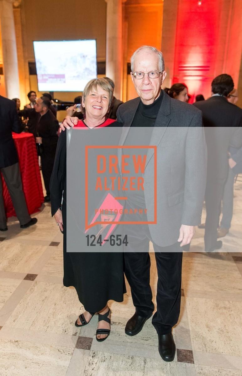 Gail Henrickson, Hersh Markusfeld, San Francisco Opera Celebrates