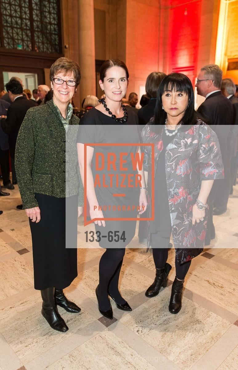 Nancy Brennan, Amanda Riley, Suno Osterweis, San Francisco Opera Celebrates