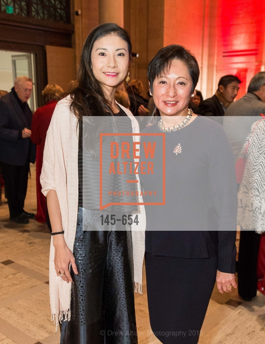 Yuan Yuan Tan, Doreen Woo Ho, San Francisco Opera Celebrates