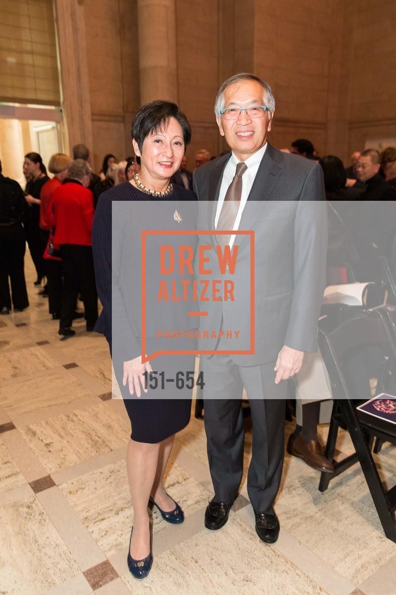 Doreen Woo Ho, James Ho, San Francisco Opera Celebrates