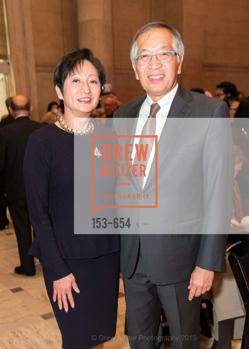 Doreen Woo Ho, James Ho, San Francisco Opera Celebrates