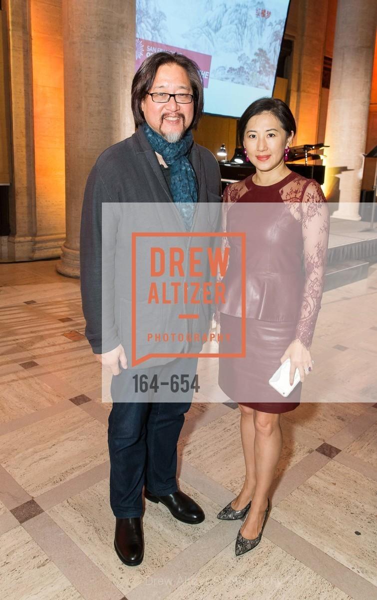 Stan Lai, Gorretti Lo Lui, San Francisco Opera Celebrates