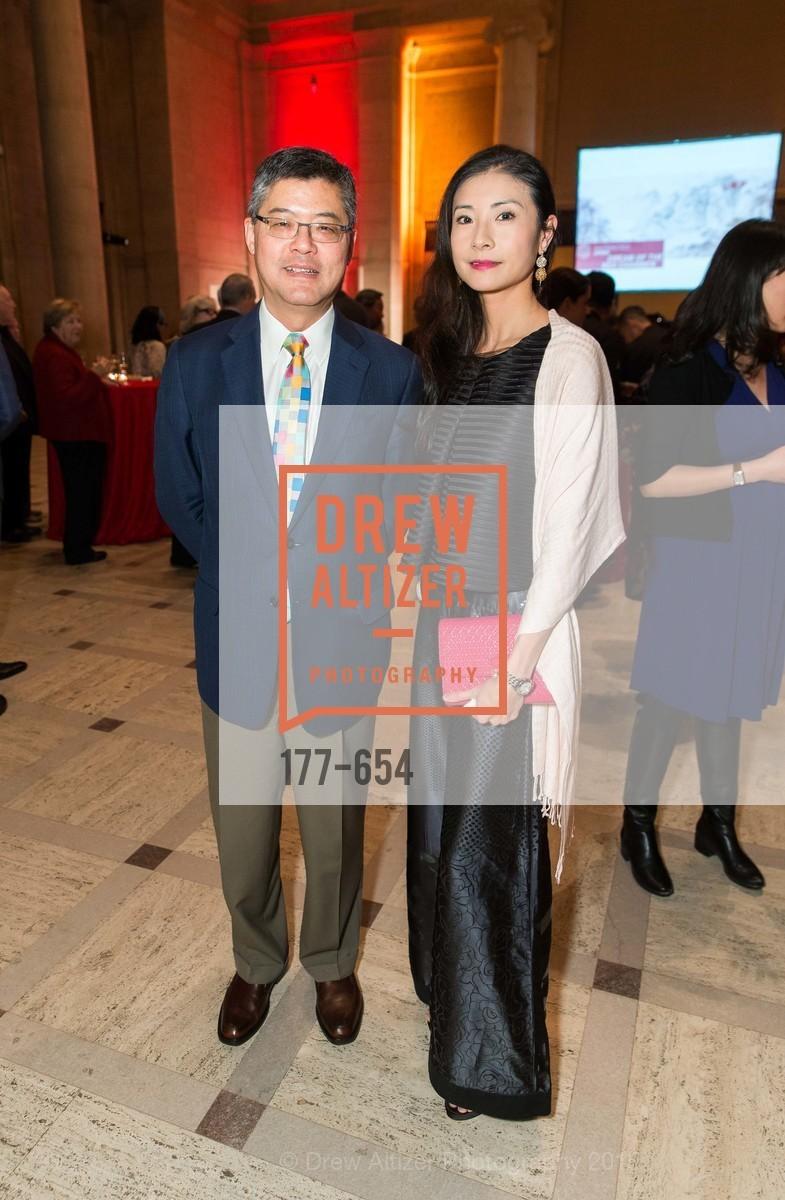 Jay Xu, Yuan Yuan Tan, San Francisco Opera Celebrates