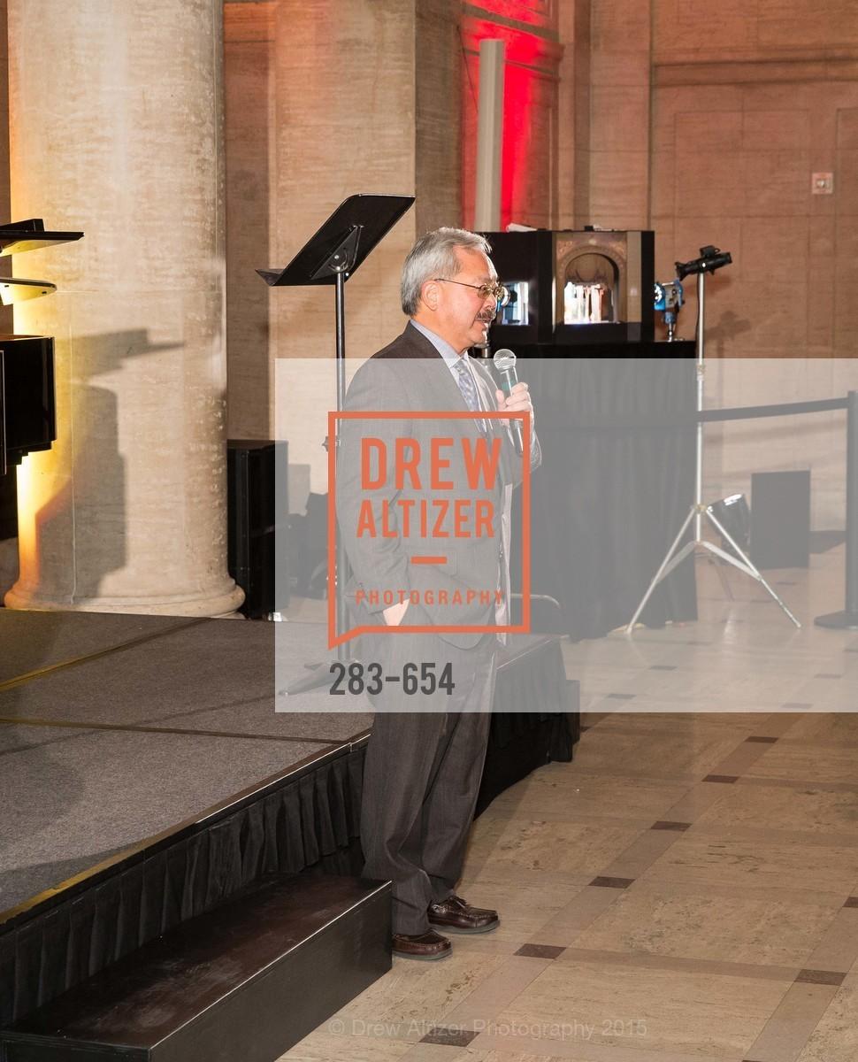Ed Lee, San Francisco Opera Celebrates