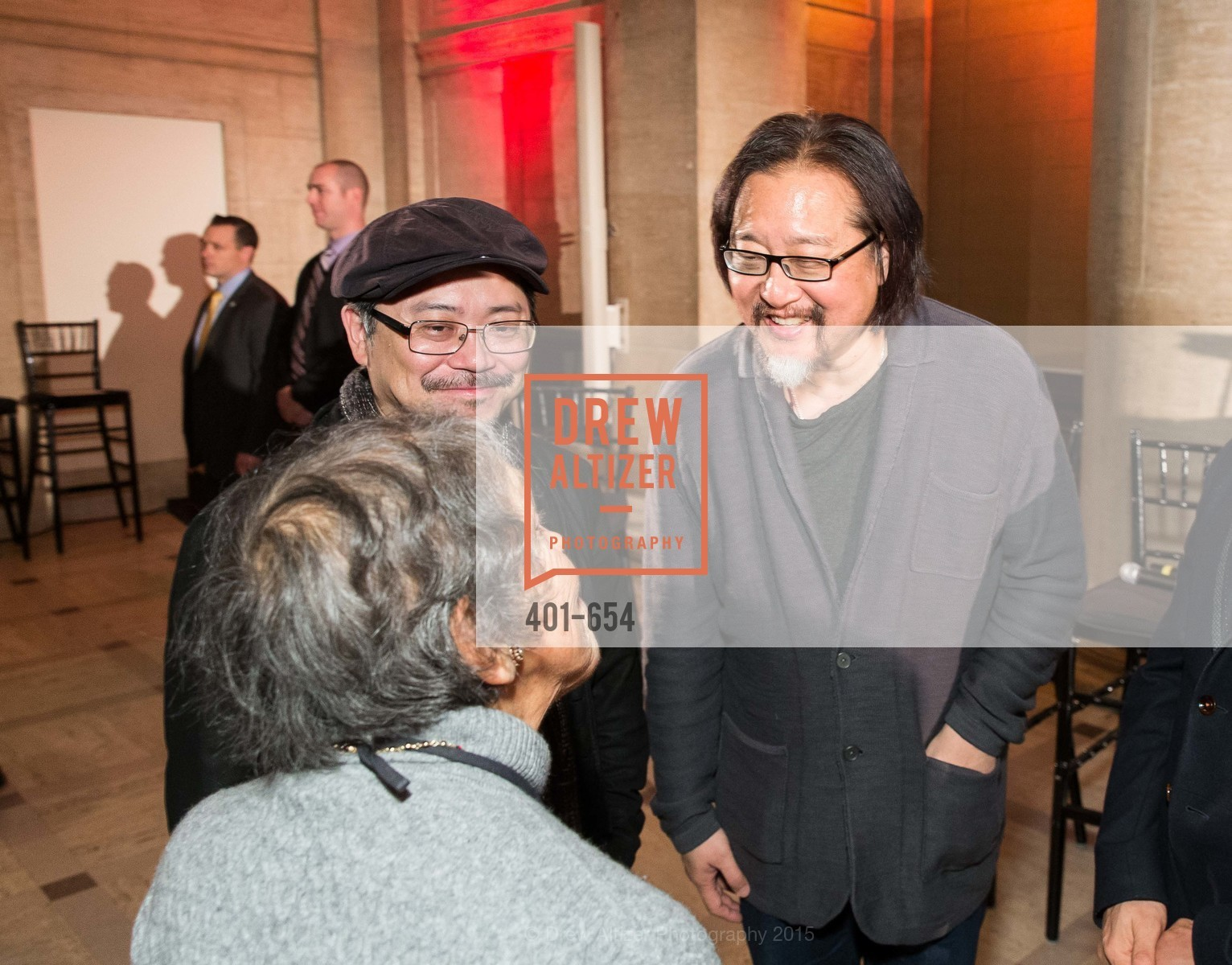 Tim Yip, Stan Lai, San Francisco Opera Celebrates