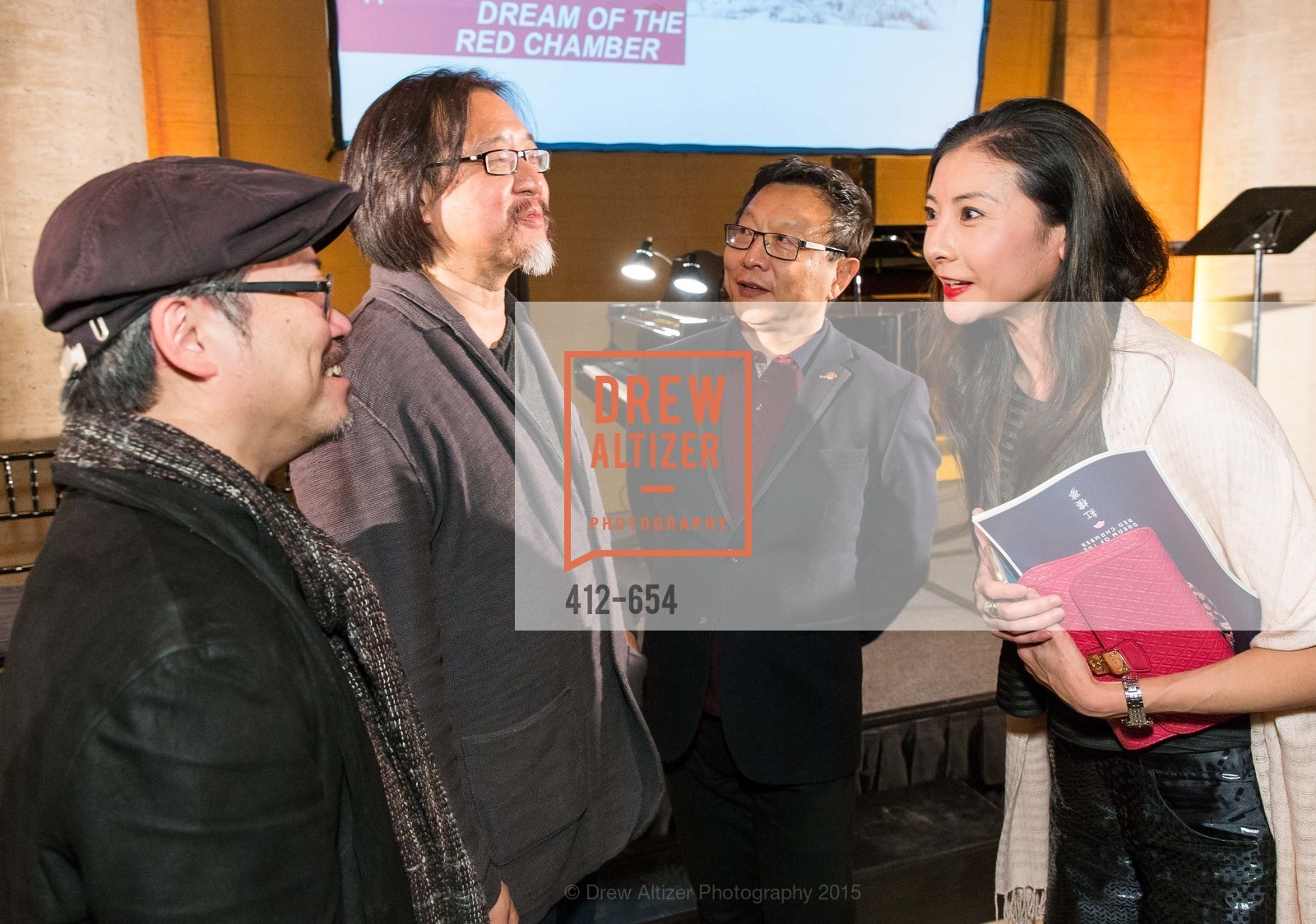 Tim Yip, Stan Lai, Bright Sheng, Yuan Yuan Tan, San Francisco Opera Celebrates